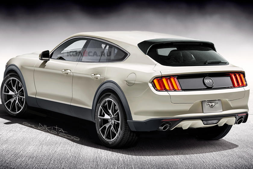 Ford S Mustang Inspired Suv Finally Has A Likely Reveal Date Carbuzz