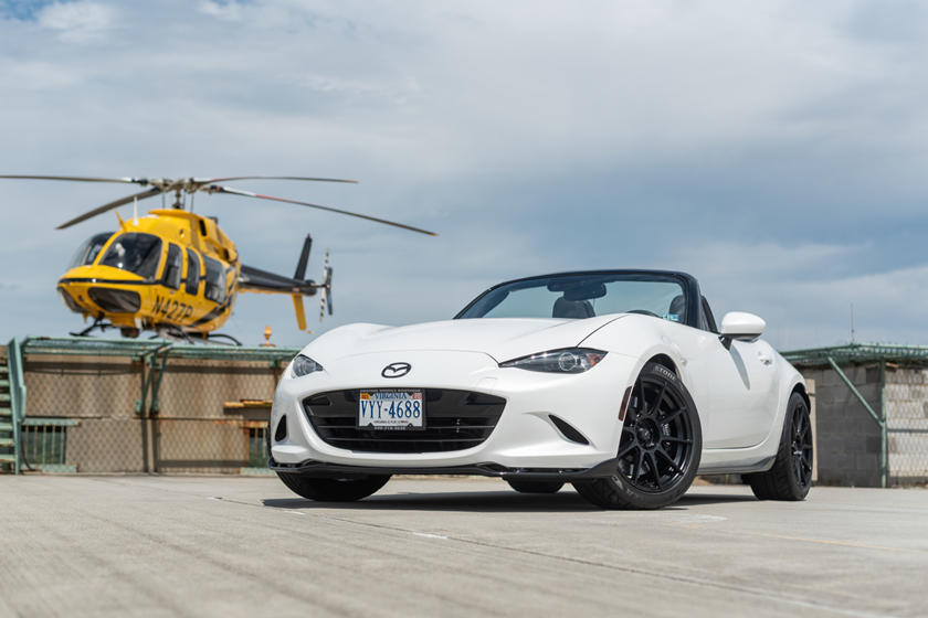 V8-Powered Mazda MX-5 Is $100,000 Of Awesome | CarBuzz