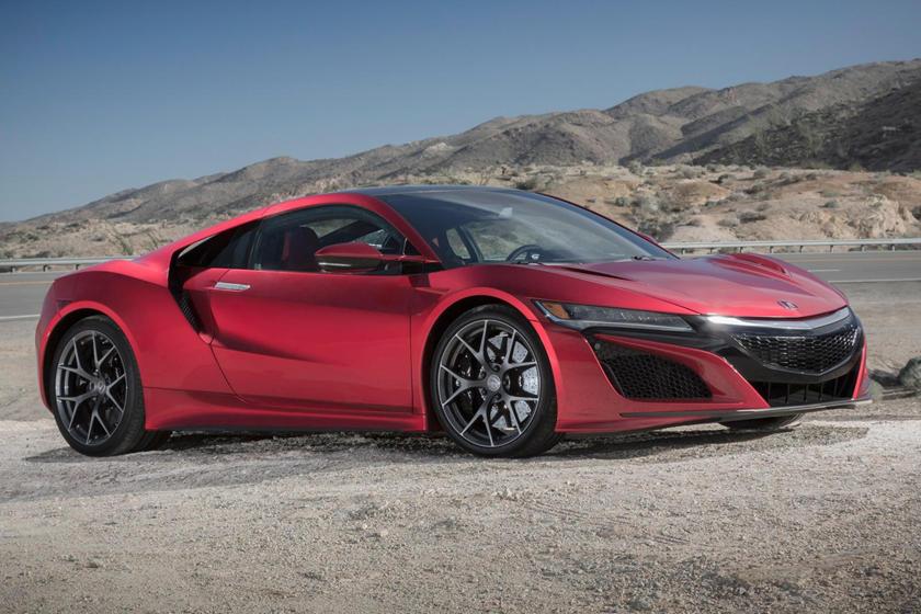 Acura Nsx Has Quickly Become A Supercar Bargain Carbuzz