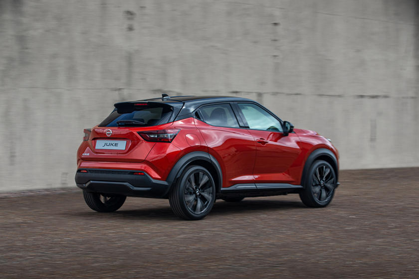 2020 Nissan Juke Is The Quirky Crossover We Want Back In