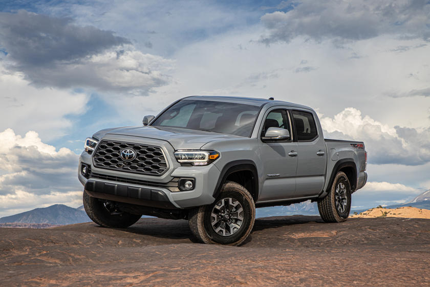 Here S What S New In The 2020 Toyota Tacoma Carbuzz