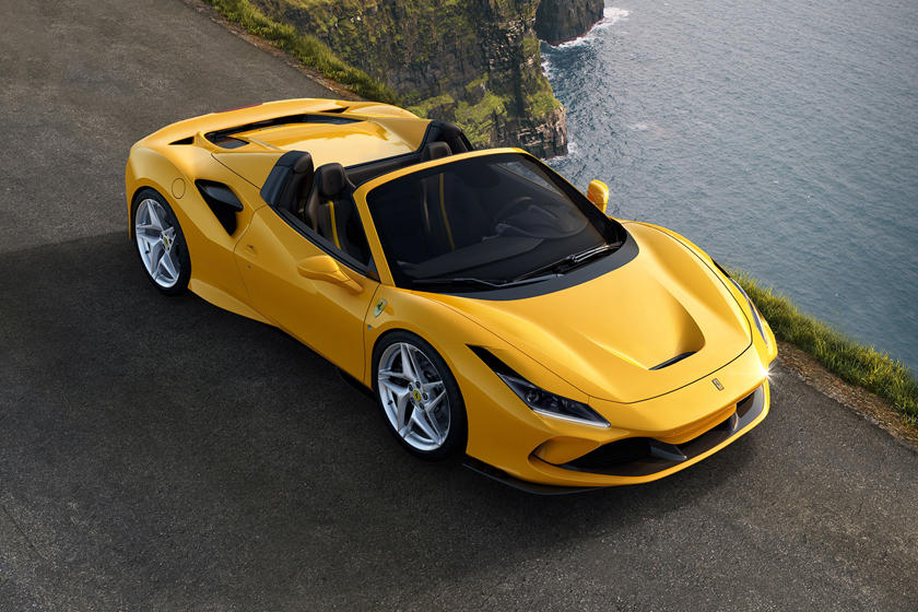 Ferrari F8 Spider Review Trims Specs Price New Interior Features Exterior Design And Specifications Carbuzz