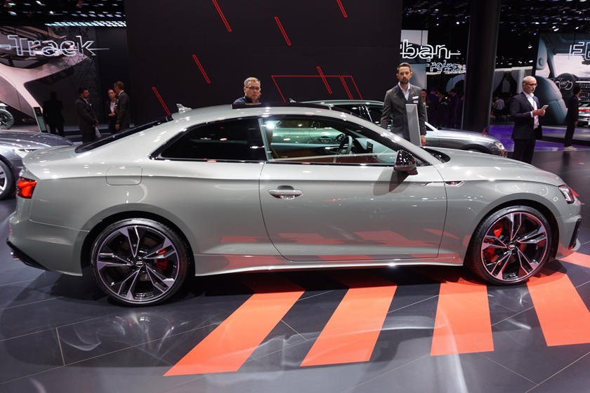 2020 Audi S5 Review.2020 Audi A5 And S5 Are Proof Coupes Still Matter Carbuzz