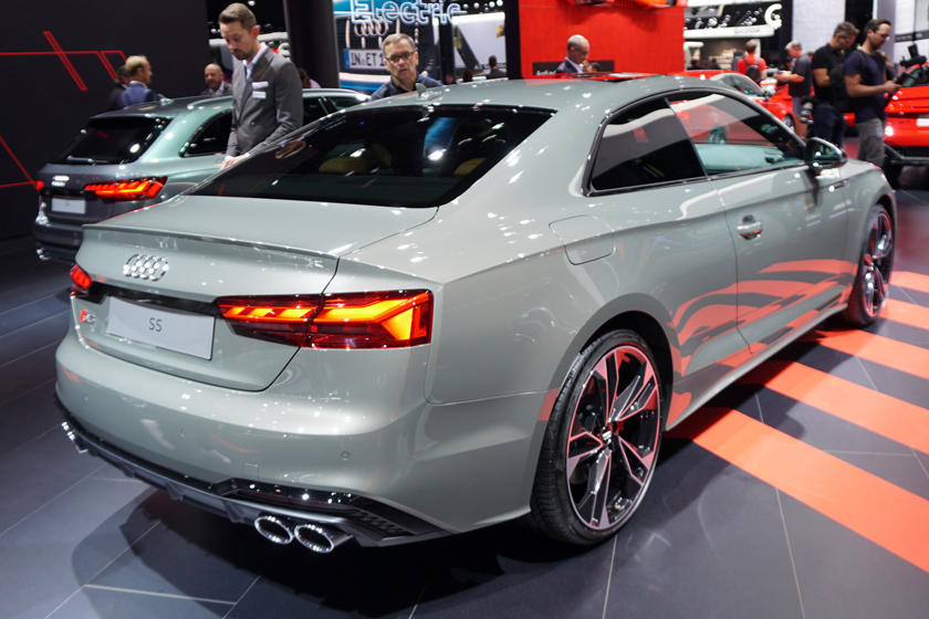 2020 audi a5 coupe | 2020 audi a5 coupe engine and release