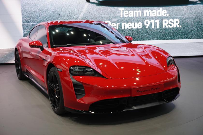 Best Reveals From 2019 Frankfurt Auto Show