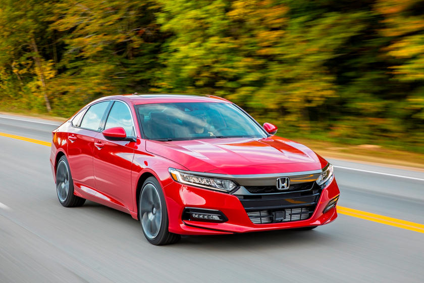 2020 Honda Accord Arrives With A Higher Asking Price Carbuzz
