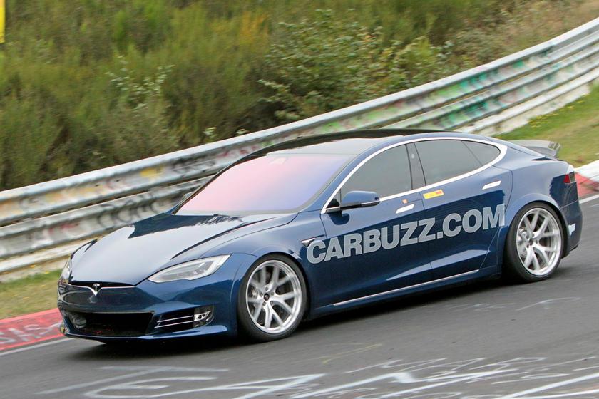 Tesla Just Destroyed The Porsche Taycan's Nurburgring Lap Record