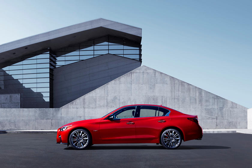 The Most Affordable 2020 Infiniti Q50 Has Been Axed Carbuzz