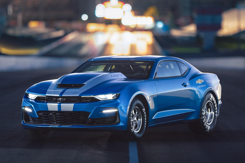 Act Fast If You Want A 2020 Chevrolet COPO Camaro | CarBuzz