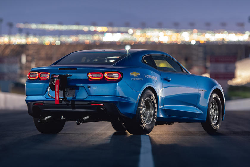 Copo Camaro Price >> Act Fast If You Want A 2020 Chevrolet Copo Camaro Carbuzz