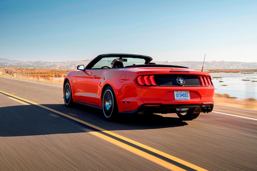 2020 Mustang Gt Convertible Test Drive