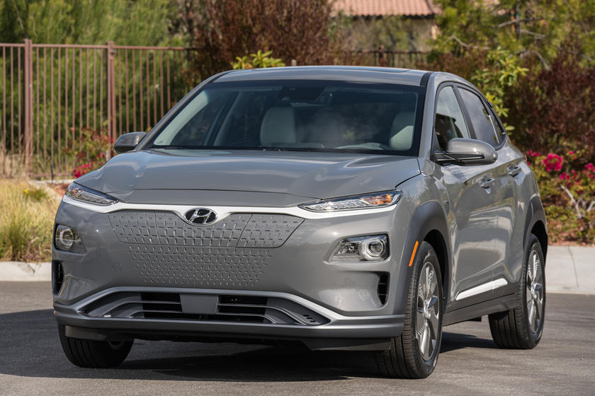Hyundai's Hot-Selling Kona Electric Updated For 2020 | CarBuzz