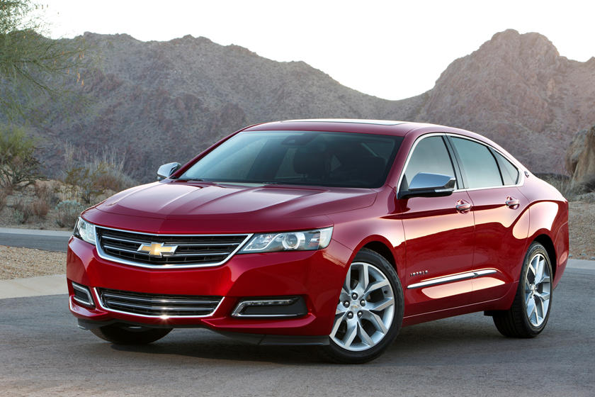 2020 Chevrolet Impala Gets A Huge Price Hike Carbuzz