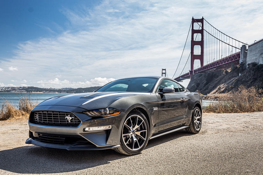 2020 Ford Mustang Ecoboost 2.3 0-60 / 2020 Ford Mustang ...