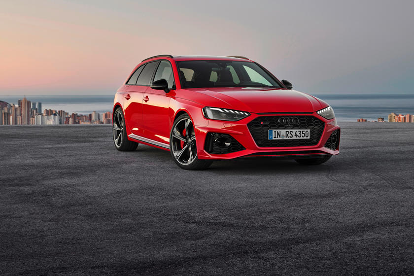 2020 Audi Rs4 Avant Is One Wagon We Can T Have Carbuzz