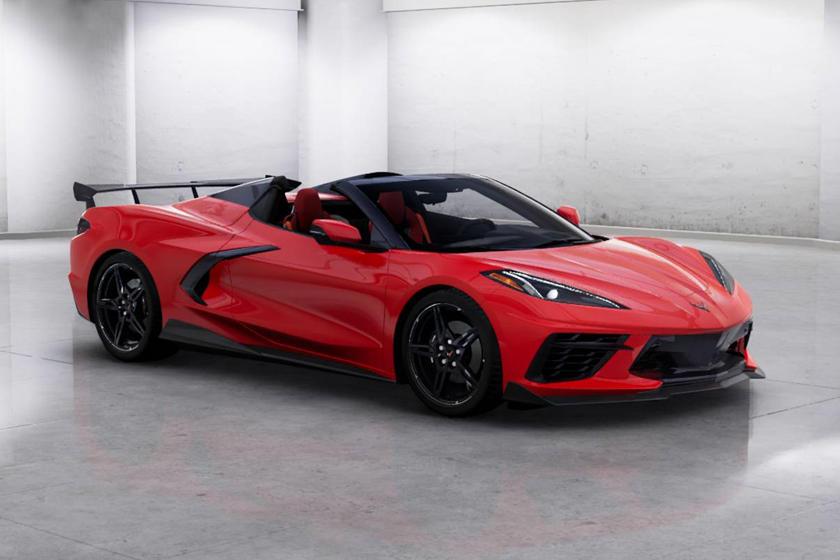 Customize Your Dream 2020 Chevrolet Corvette Convertible