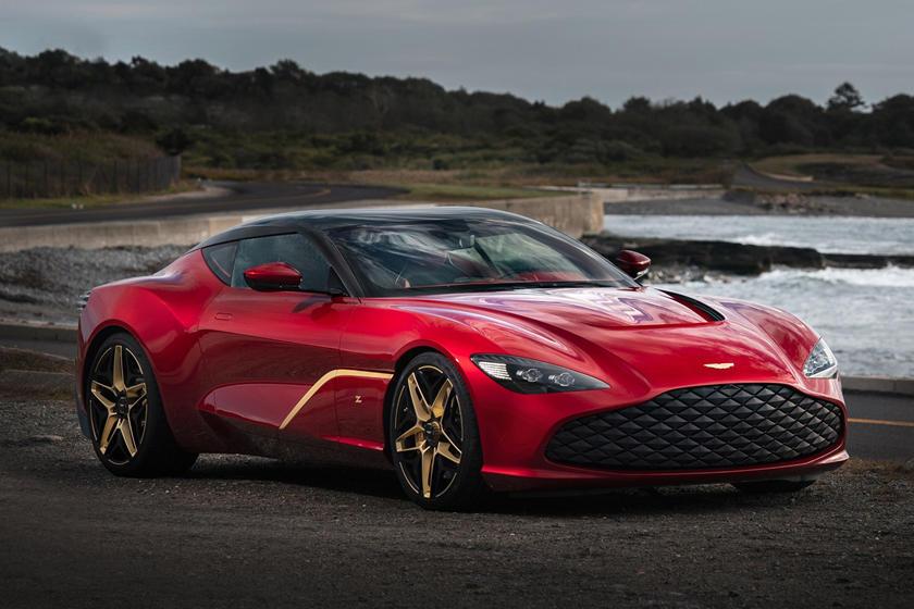 Say Hello To The Stunning Aston Martin Dbs Gt Zagato Carbuzz