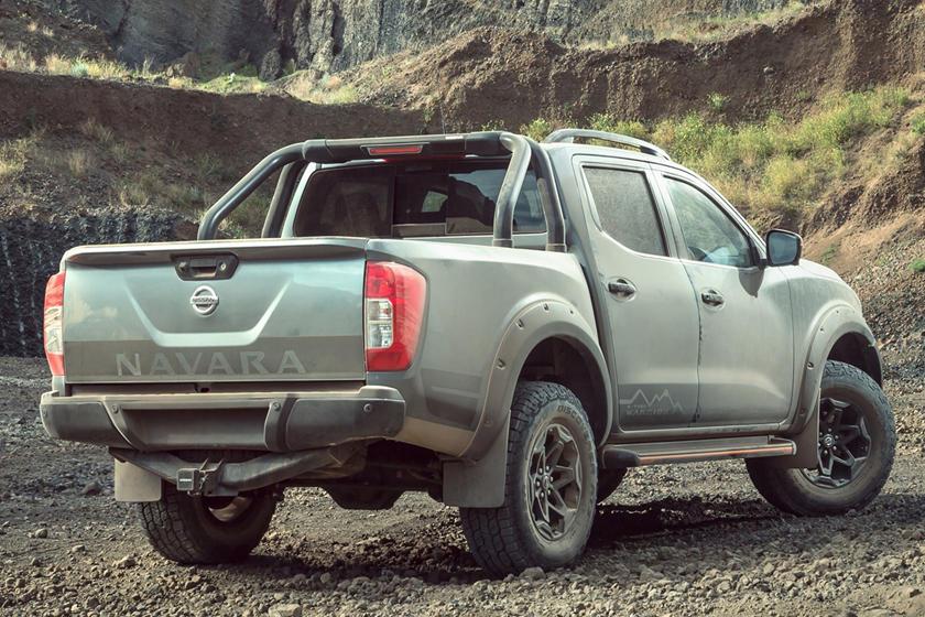 Nissan Navara Warrior Goes Ford Raptor Hunting Carbuzz