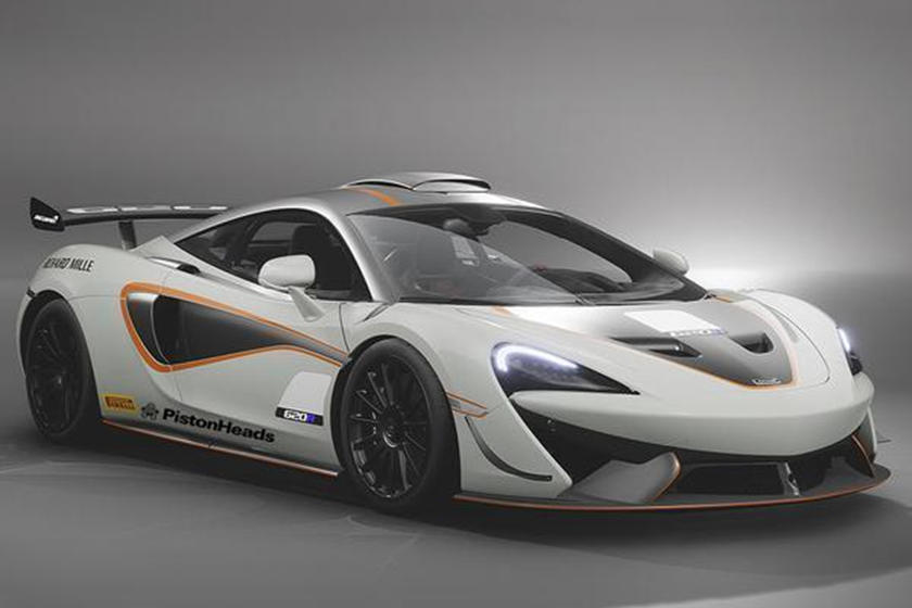LEAKED: McLaren 620R Is A Race Car For The Road