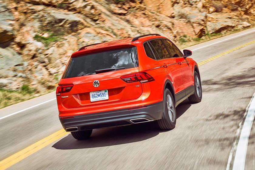 2020 Volkswagen Tiguan Gets Price Increase Carbuzz