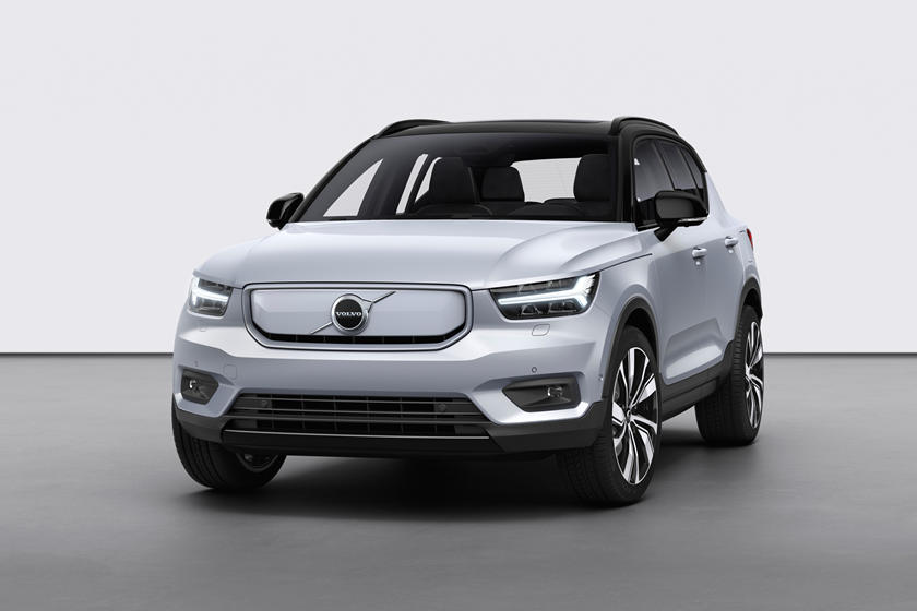 Introducing The All-Electric 2020 Volvo XC40 Recharge