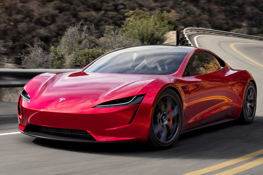 2020 Tesla Roadster >> Production Tesla Roadster Will Be Even Faster Than We