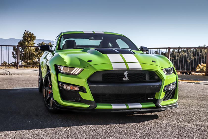 2020 Ford Mustang Shelby GT500 First Drive Review: The ...