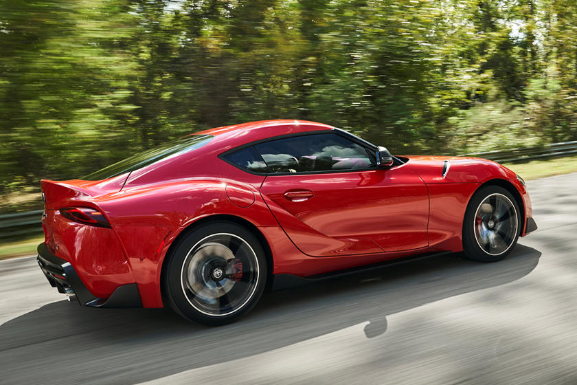 Toyota Supra Prices Can Be Surprisingly Different From Bmw