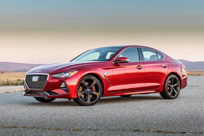 2020 Genesis G70 Review Trims Specs Price New Interior Features Exterior Design And Specifications Carbuzz