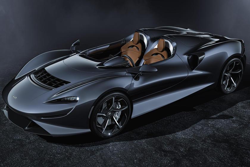 Meet The New McLaren Elva: McLaren's Lightest Road Car Ever
