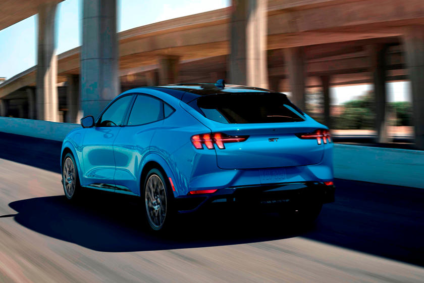 2020 Ford Mustang Gt Coupe Premium 0-60