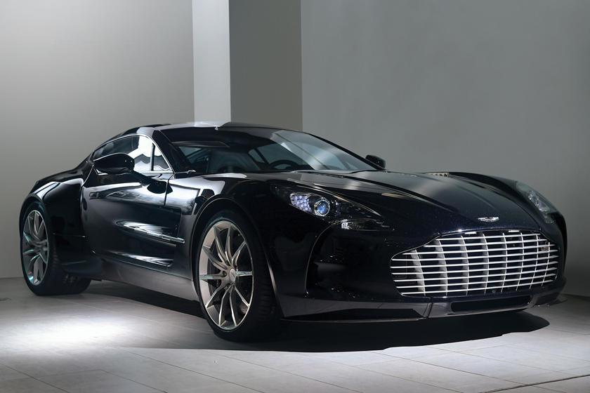 Rare And Extreme Aston Martin One 77 Has Shockingly Few Miles Carbuzz