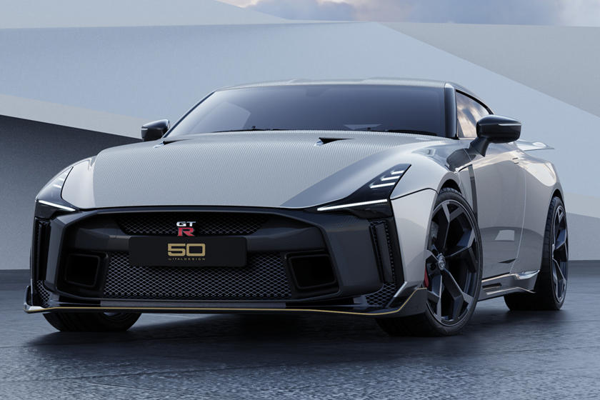 Nissan Offers Exclusive First Look At Stunning GT-R50