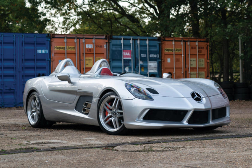 Why Did So Many Hypercars Fail To Sell In Dubai Auction? | CarBuzz