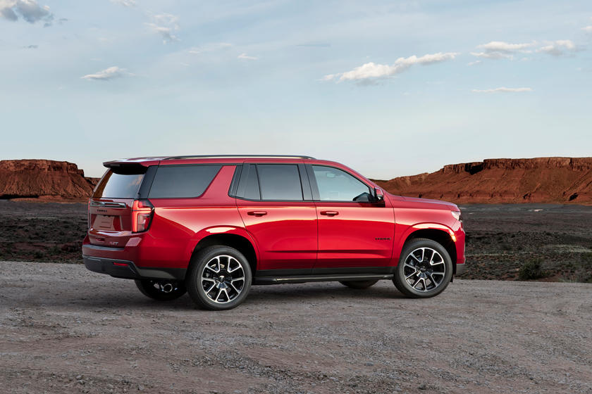 Say Hello To The 2021 Chevrolet Tahoe And Suburban | CarBuzz