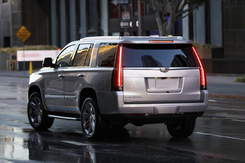 this is when the new 2021 cadillac escalade will break