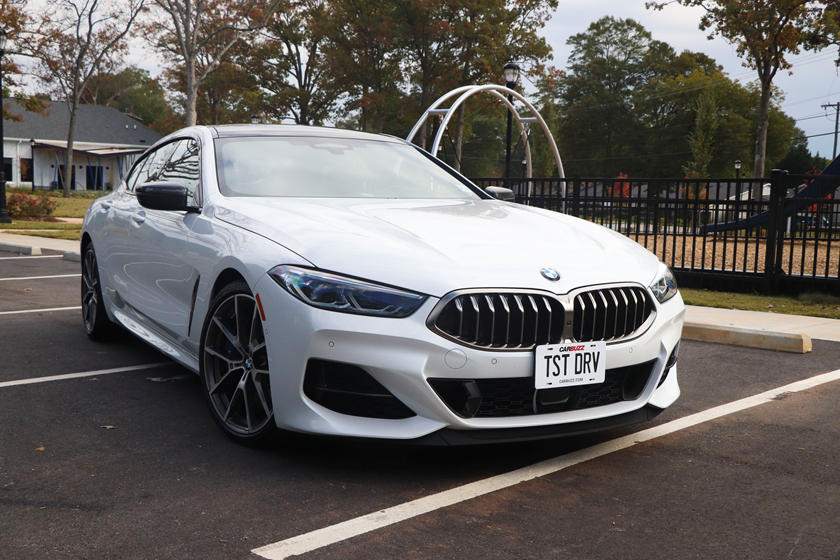 2020 Bmw 8 Series Gran Coupe Review Trims Specs Price New Interior Features Exterior Design And Specifications Carbuzz