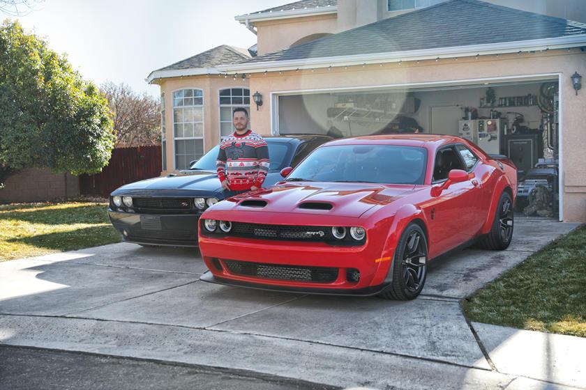 Christmas 2021 Challenger