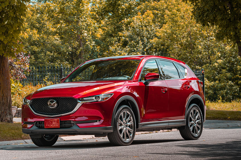 2020 Mazda CX-5 Test Drive Review: Not Just For Soccer Moms