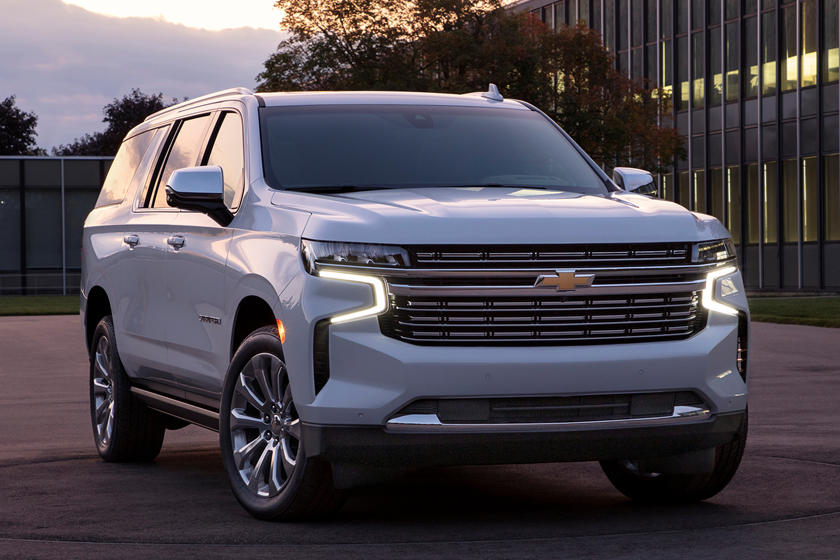 There's Another 2021 Chevy Suburban Trim Level Coming ...