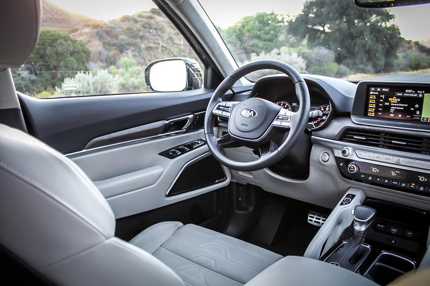 2020 Kia Telluride Review Trims Specs Price New Interior Features Exterior Design And Specifications Carbuzz