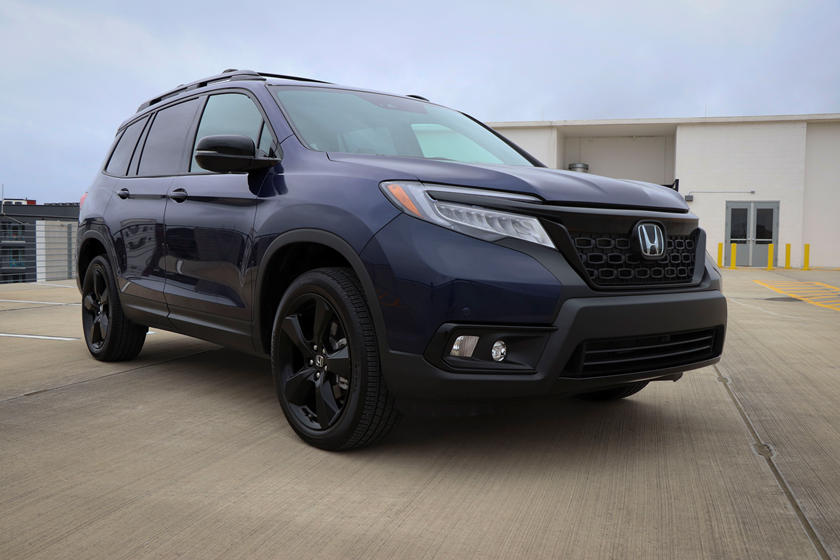 2020 Honda Passport Review Trims Specs Price New Interior Features Exterior Design And Specifications Carbuzz