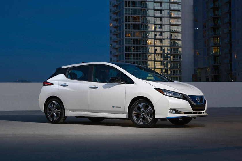 2020 Nissan Leaf Is More Competitive Than Ever