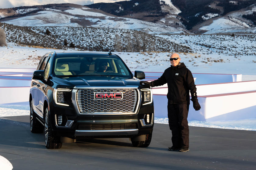 introducing the 2021 gmc yukon  yukon xl  carbuzz