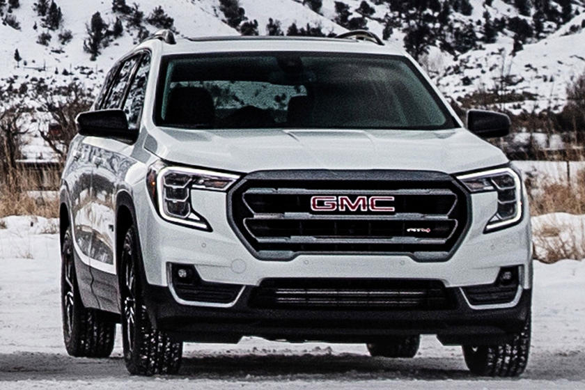 2021 gmc terrain at4 will complete offroad lineup  carbuzz