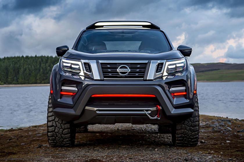 2021 Nissan Frontier Getting Radical Redesign Carbuzz