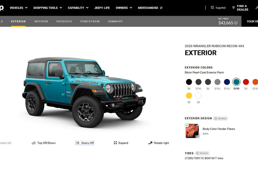 New Jeep Wrangler Rubicon Quietly Joins The Lineup Carbuzz
