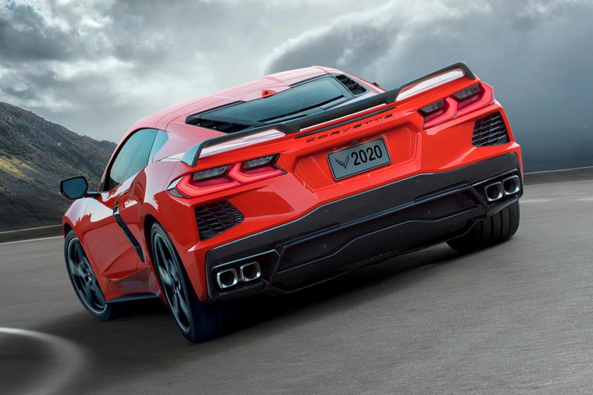 2020 C8 Chevrolet Corvette Fuel Economy Isn't Bad For 495 ...