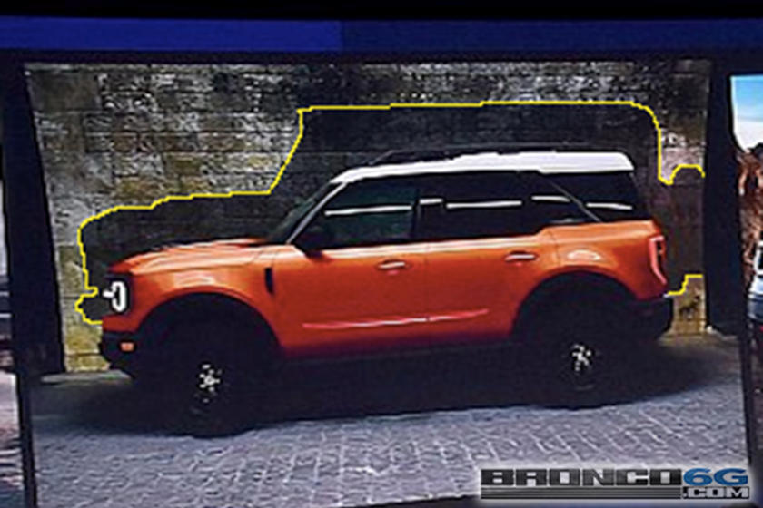 Confirmed! Ford Baby Bronco Name Revealed | CarBuzz