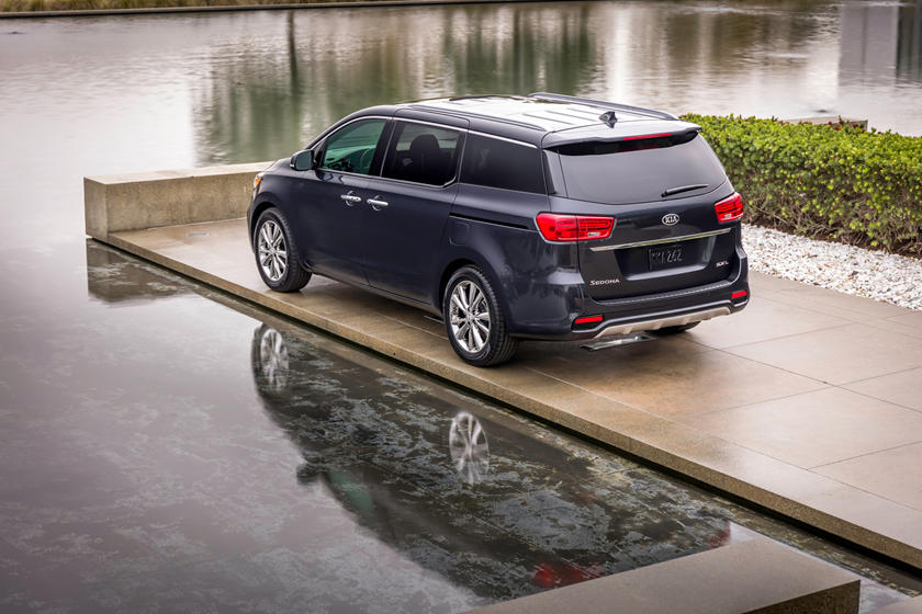 All-New 2021 Kia Sedona Coming Soon With Big Changes | CarBuzz